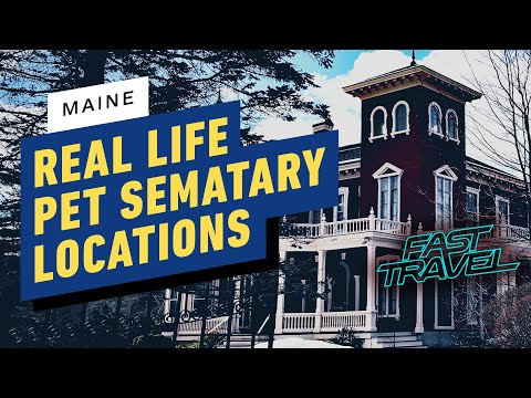The Real Life Pet Sematary Locations are as Scary as the Movie - Fast Travel
