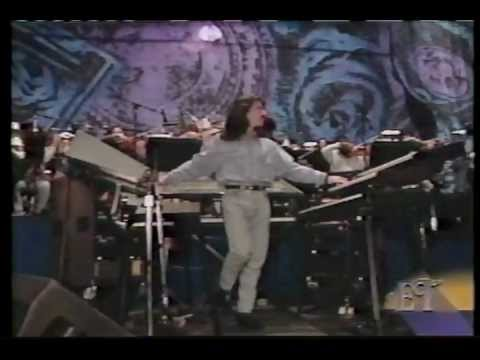 YANNI - Entertainment Tonight (In My Time - June 1993)