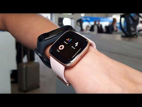#IFA2019: Fitbit Versa 2 mit Alexa, OLED- & Always-On-Display I Cyberport