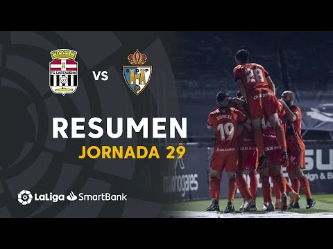 Cartagena Ponferradina Goals And Highlights