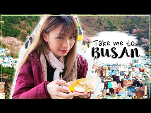 Take me to Busan - 12 HOURS IN BUSAN