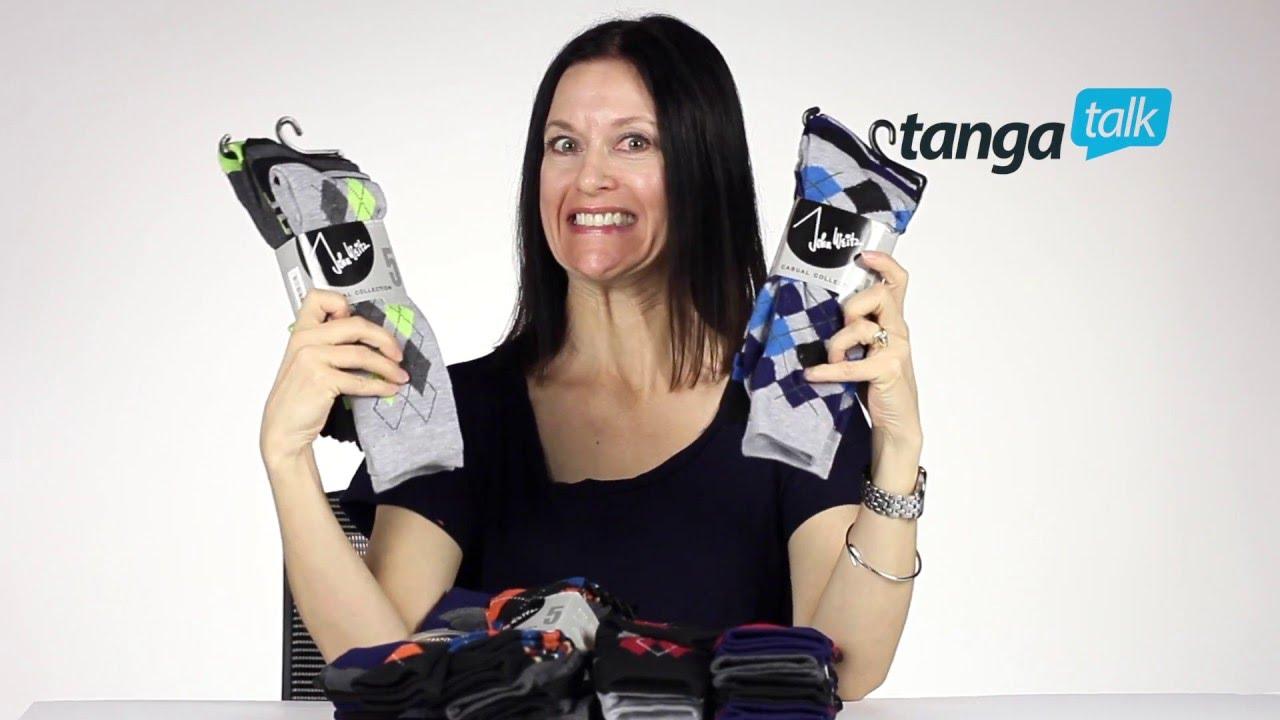 Tanga Bestseller Product Review: 30-Pack John Weitz Men's Dress Socks