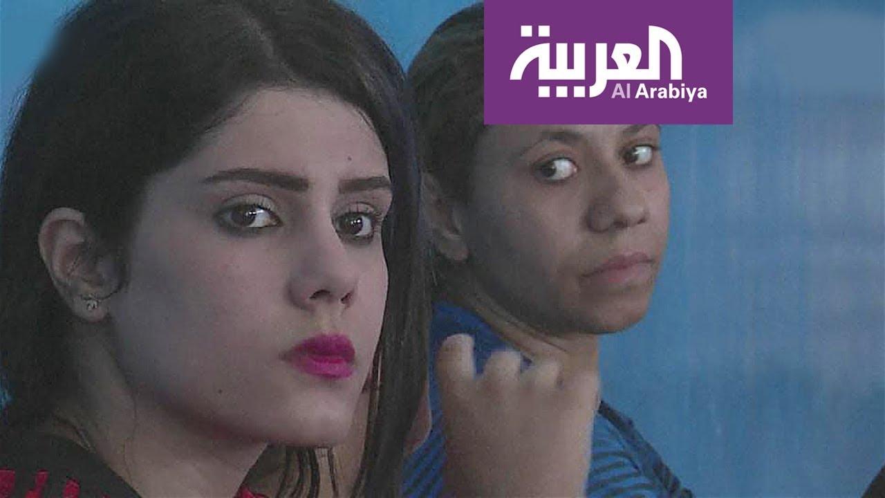 #صباح_العربية: أول فريق نسائي للمصارعة في العراق