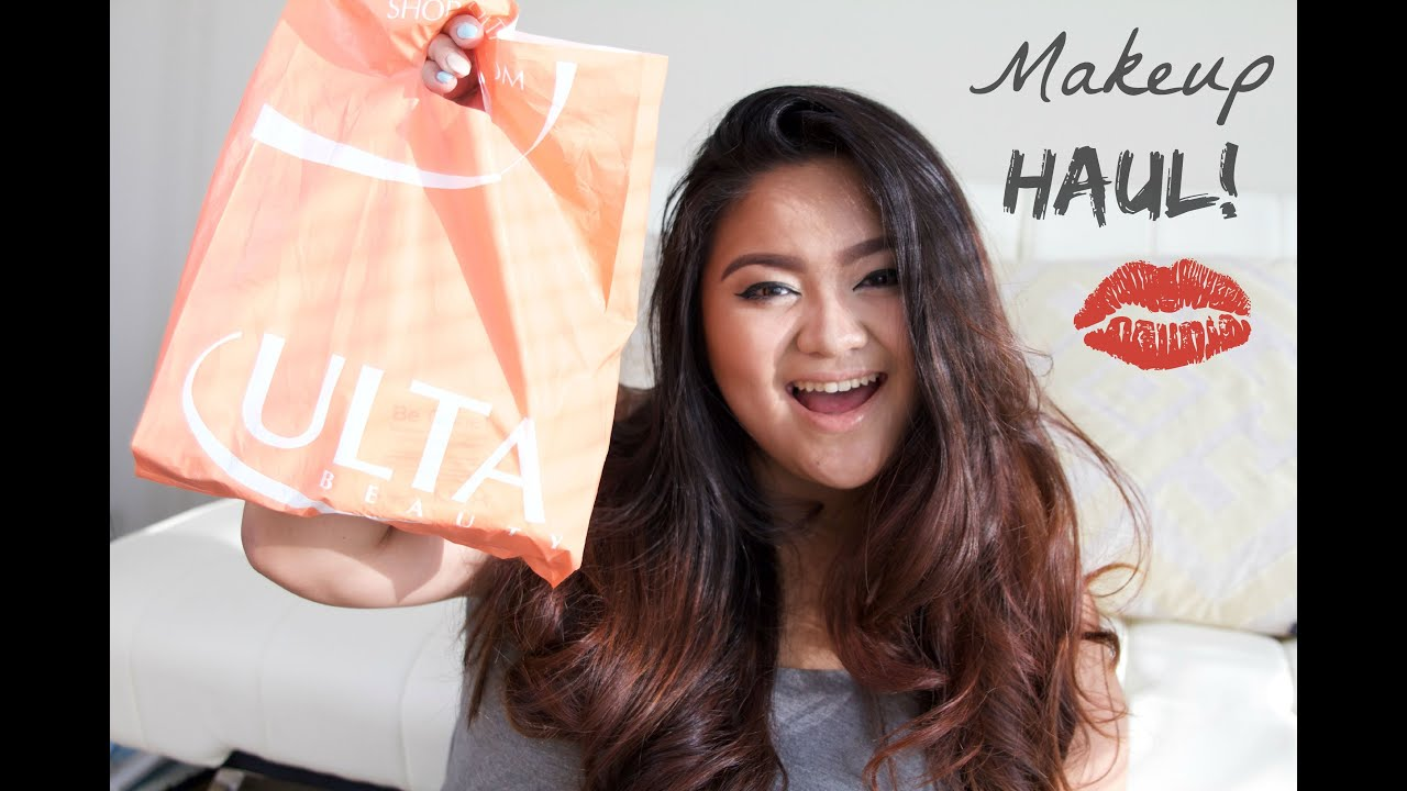 Makeup Haul Almeida Kezia Bahasa Indonesia Youtube