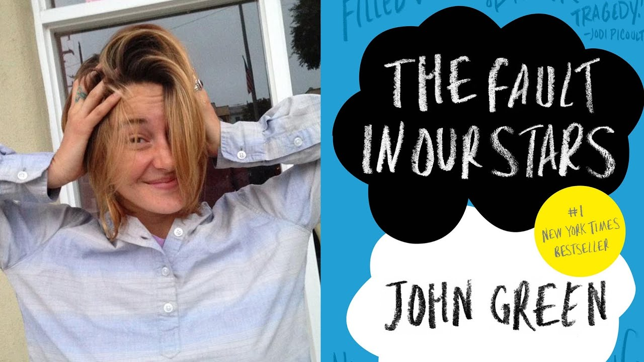 Shailene Woodley Debuts Short Hair For The Fault In Our Stars Youtube