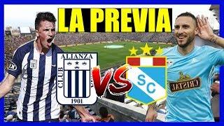 😱 LA PREVIA ⚽  Alianza Lima vs Sporting Cristal ⚽ Torneo Clausura Peru Cup 2019 - Liga 1