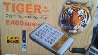 activation serveur tiger e400 mini+