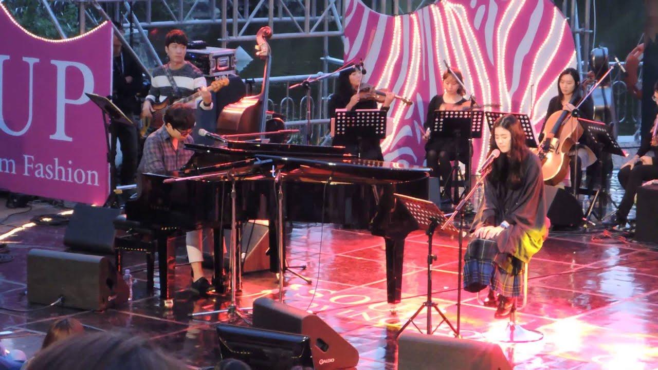 정은채 (Jung Eun Chae) – 달 (Live @ Grand Mint Festival)