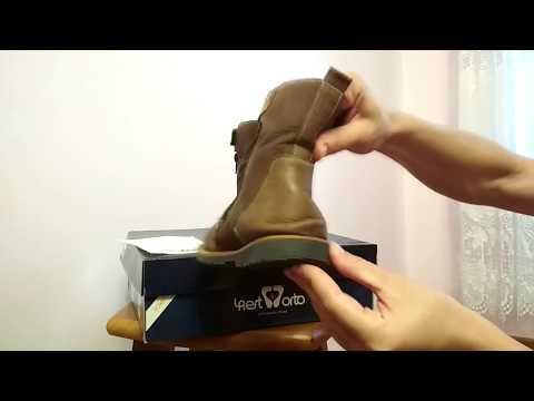 Осторожно! Ортопедическая обувь 4Rest Orto