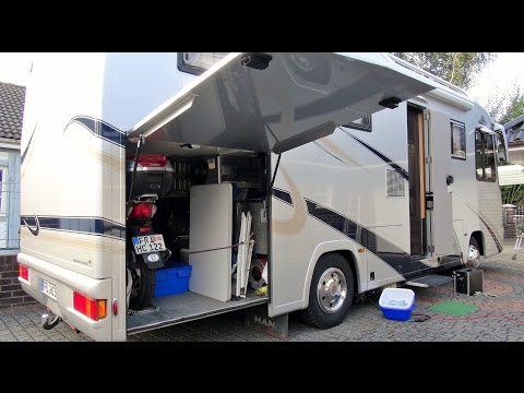 b rstner einweisungsvideo caravan wohnwagen funnydog tv. Black Bedroom Furniture Sets. Home Design Ideas