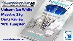 Unicorn Ian White 23g darts review