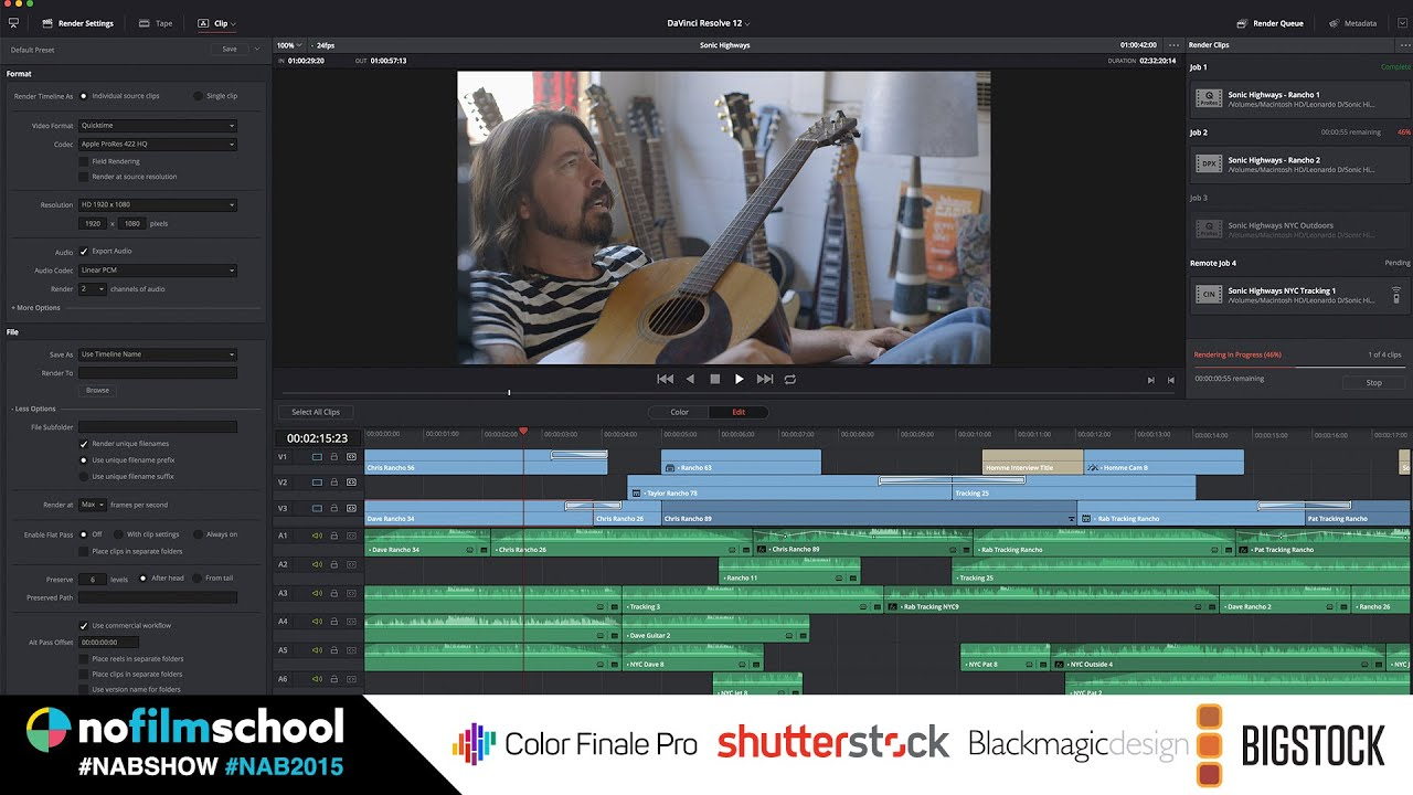 davinci resolve 15 download filehippo