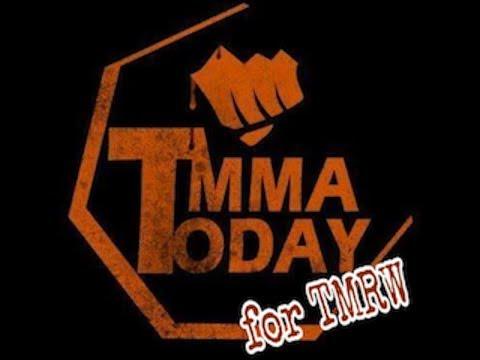 MMA TODAY for TMRW: Episode 6.2 Volkan Oezdemir Drama, Cris Cyborg, UFC Shanghai Preview)
