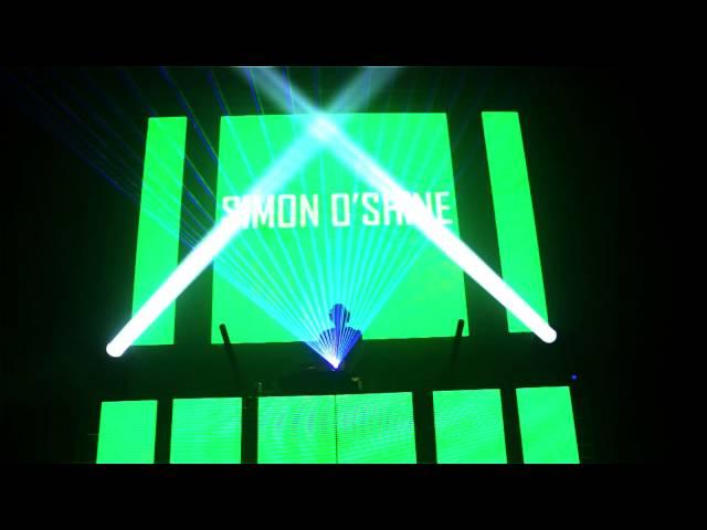 Simon O'Shine Live, Q4T, Nova Zembla - Armin van Buuren