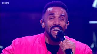 BBC New Year 2020 Craig David Rocks Big Ben