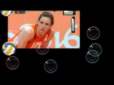 朱婷33分!精彩回顾 中国女排-荷兰里约半决赛 33 points of Zhu Ting in China-Netherland Rio Olympics Volleyball
