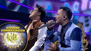 Gak Kalah Pecah!! Duet Judika dan Danang Bawakan Lagu [JUDI] - Konser Kemenangan KDI 2020