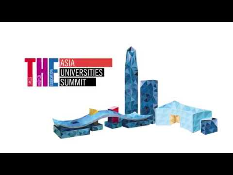 Asia Universities Summit 2018: connecting cities, changing the world