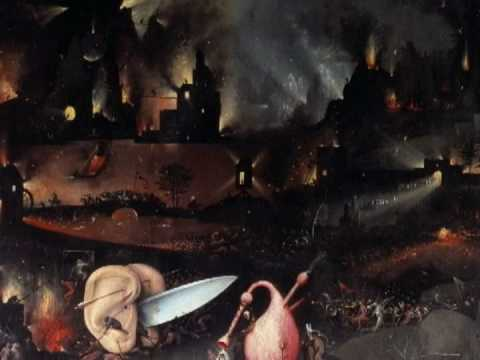 The Garden of Earthly Delights - Bosch - Original Score