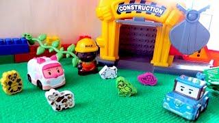 Эмбер и ее игрушечные животные. Видео с игрушками для детей