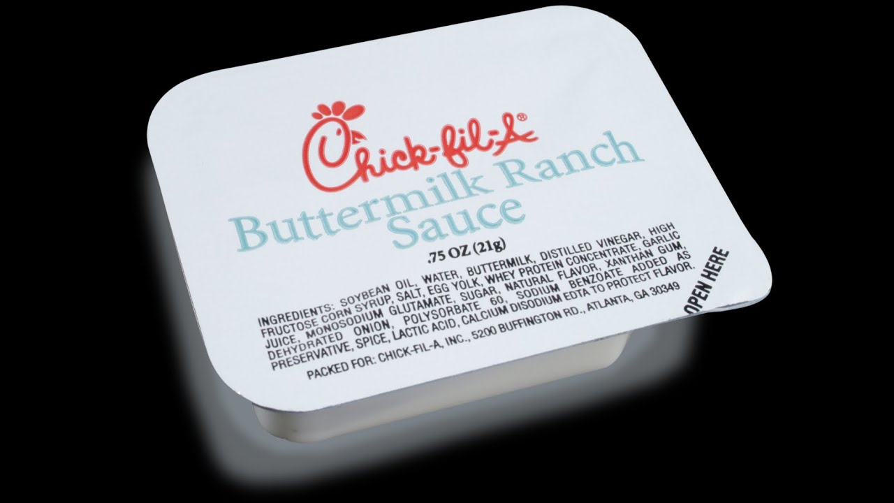 the saucy situation ep 4 chick fil a s buttermilk ranch youtube