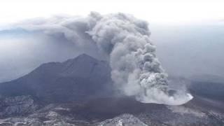 2011年 霧島連山の新燃岳で噴煙 交通への影響続く