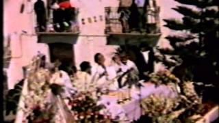 Coronación Virgen del Rosario Macael Almería