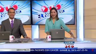 El Noticiero Televen - Primera Emisión - Miércoles 22-02-2017