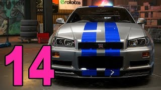 Need for Speed: Payback - Part 14 - Paul's GTR R34 Skyline Build