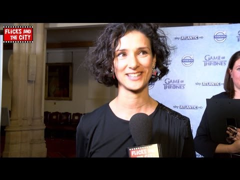 Game of Thrones Ellaria Sand Interview - Indira Varma