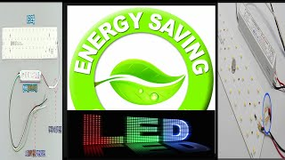 LED lamp replacement, reform -…