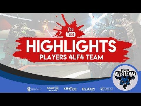 4LF4 TEAM - Highlights Players 4LF4