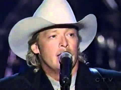 Blues Man w/ Alan Jackson - Live