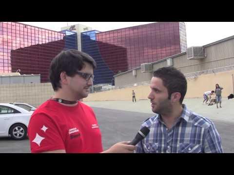 """WSOP Main Event 2015 Día 2C Entrevista A David López """"Davaman"""""""