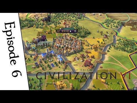 Sid Meier's: Civilization VI - Feeling the pressure - Part 6