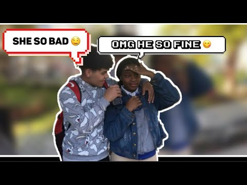 AM I CUTE ENOUGH TO BE YOUR BF????+RANDOM QUESTIONS????|NORTH MIAMI MIDDLE SCHOOL EDITION