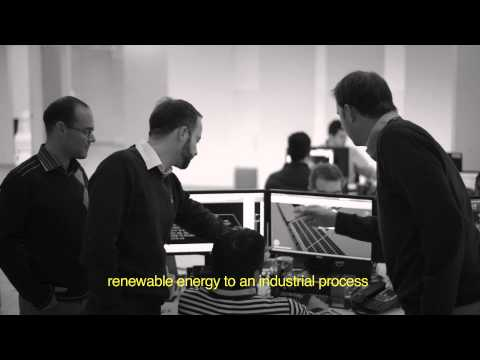InnovWeek ENGIE - Solar Energy for LNG regasification