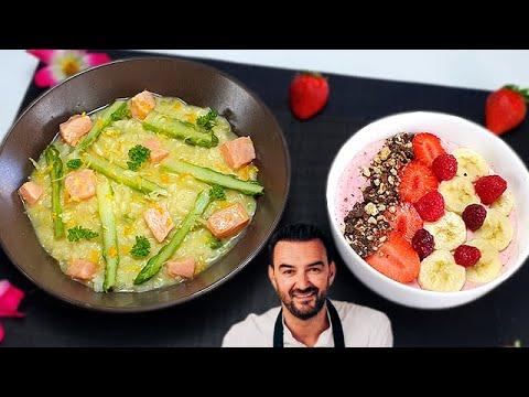 tous-en-cuisine-#48---le-risotto-asperges-vertes-et-le-smoothie-glacÉ-banane-fraise-de-cyril-lignac
