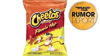 The Story Behind Flamin' Hot Cheetos Is Being Made Into a Movie