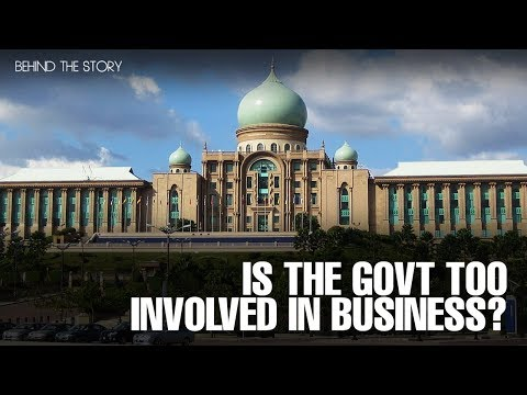 BEHIND THE STORY: Evaluating Government's Role in Business