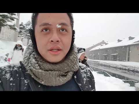 I can't believe I'm in Sapporo | Axjournal vlog Ep.20