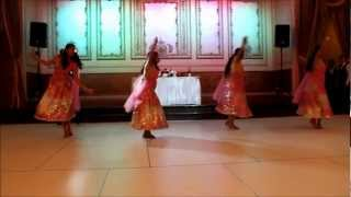 Indian Wedding Dance Performance ft. Bollywood Bombshellz