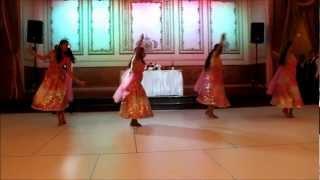 Indian Wedding Dance Performance ft. Bollywood Bombshellz