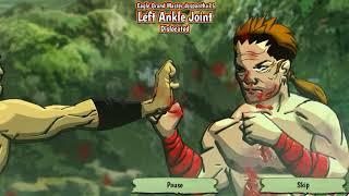 Martial Arts Brutality: I lost...