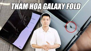 S News t3/T4: Thảm họa Galaxy Fold - cái tát cho màn hình gập