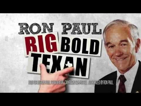 VOTE TEXAS 155 DELEGATES  (MAY 29,2012) - RON PAUL TEXAS TV AD