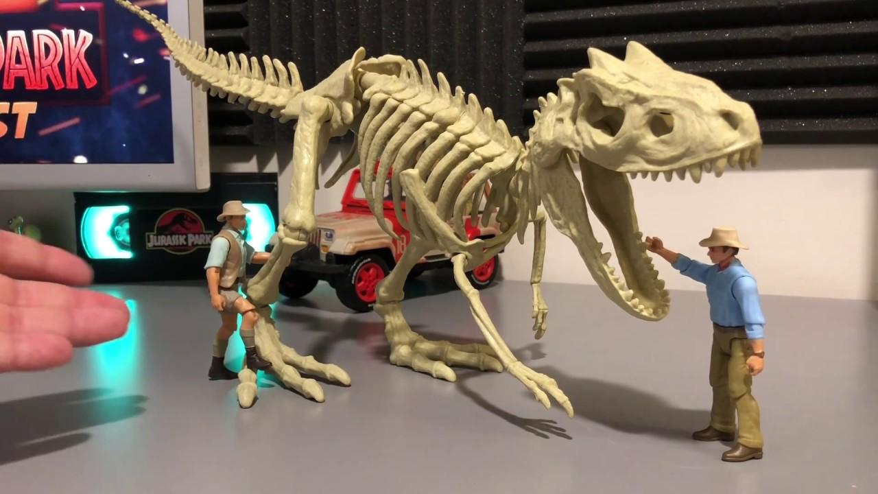 Jurassic World Quest for Indominus Rex Pack Mattel