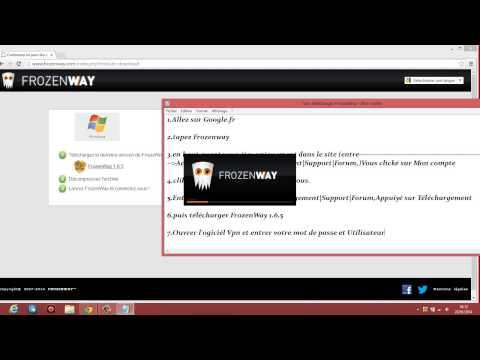 FROZENWAY GRATUIT TÉLÉCHARGER GRATUIT VPN
