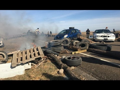 UPDATE: Dakota Access Pipeline Standoff Escalates