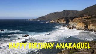 AnaRaquel Birthday Song Beaches Playas